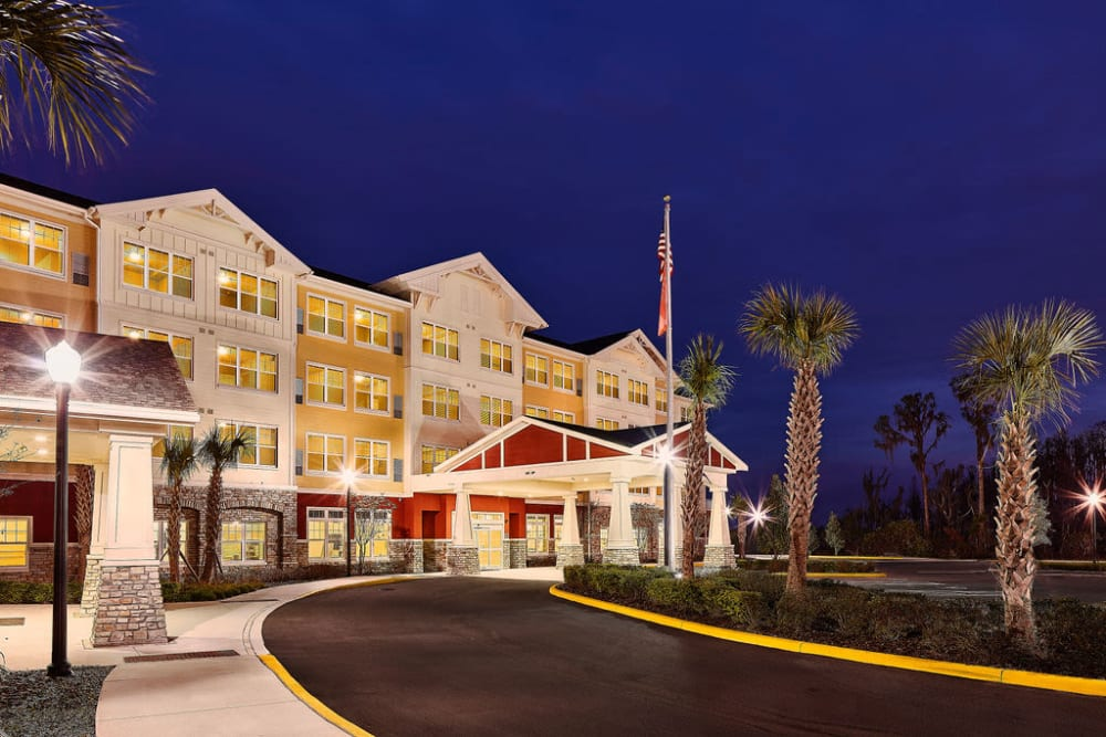 Exterior view of Azpira at Windermere in Windermere, Florida