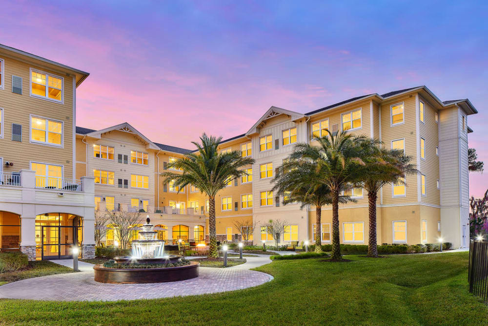 Courtyard at Azpira at Windermere in Windermere, Florida