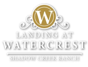 Landing at Watercrest Shadow Creek Ranch