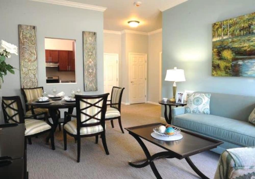 Floor plans call out at Arbour Square of Harleysville in Harleysville, Pennsylvania