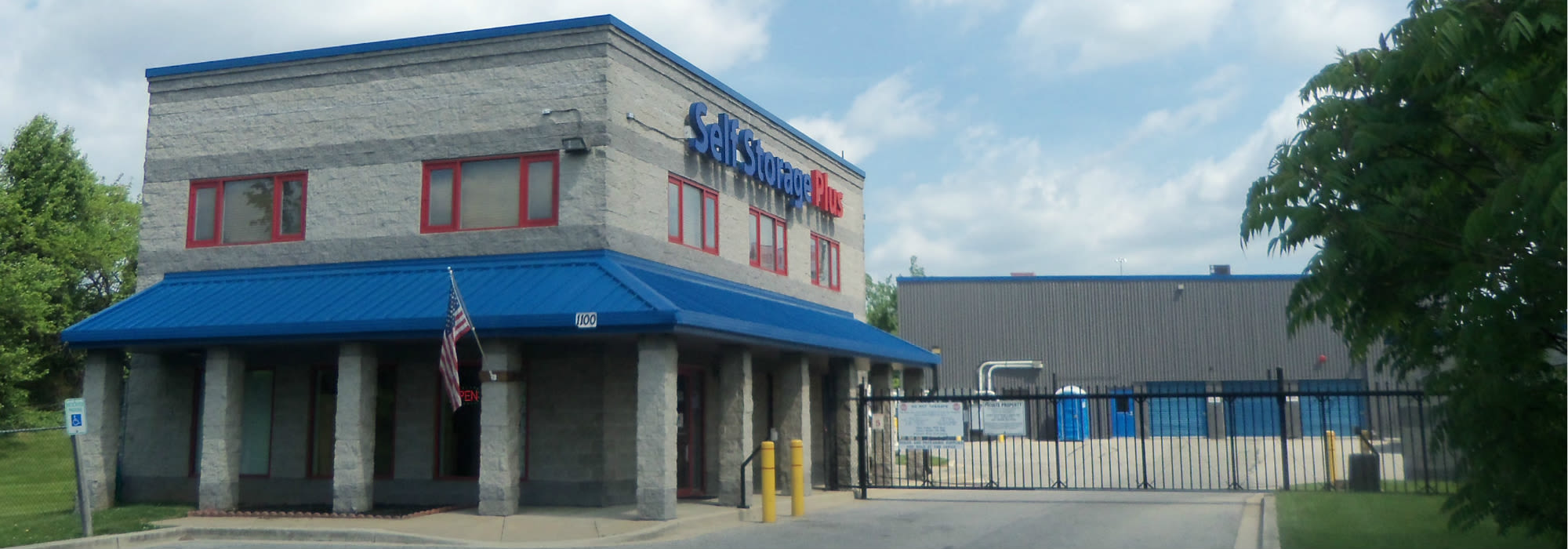 Self storage in Baltimore MD