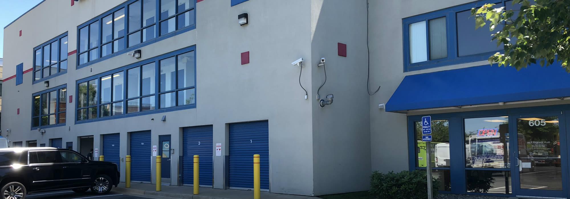Self Storage In Arlington VA