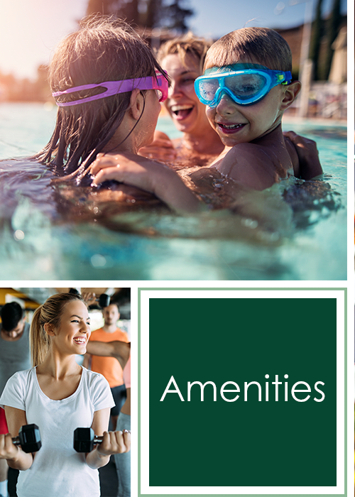 View amenities at Keystone Farms in Nashville, Tennessee