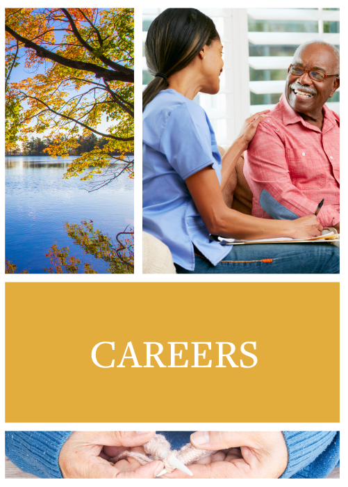 Careers at Harmony Hill in Huntingdon, Tennessee