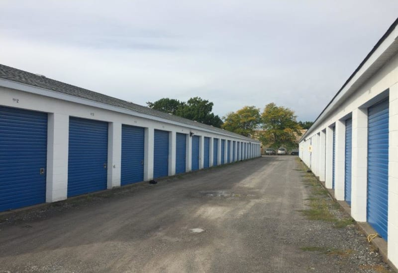 Apple Self Storage in Niagara Falls