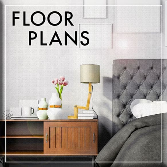 Park Forest Apartments floor plans callout