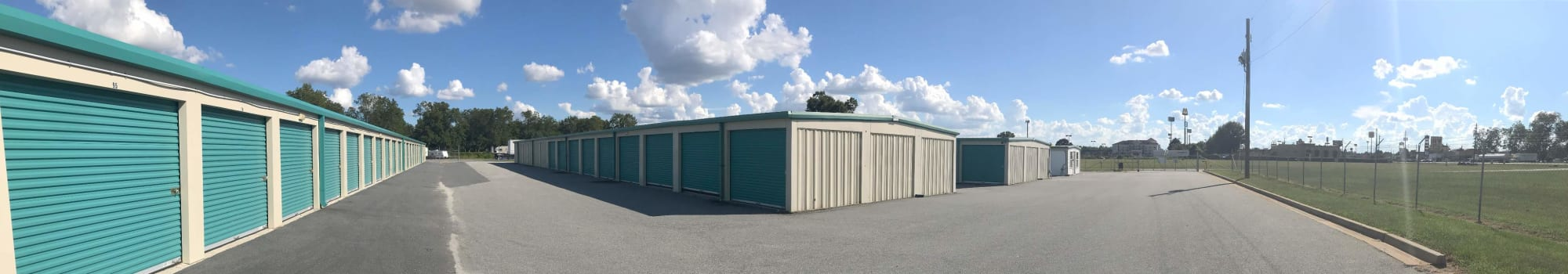 Self storage units for rent in Byron, GA
