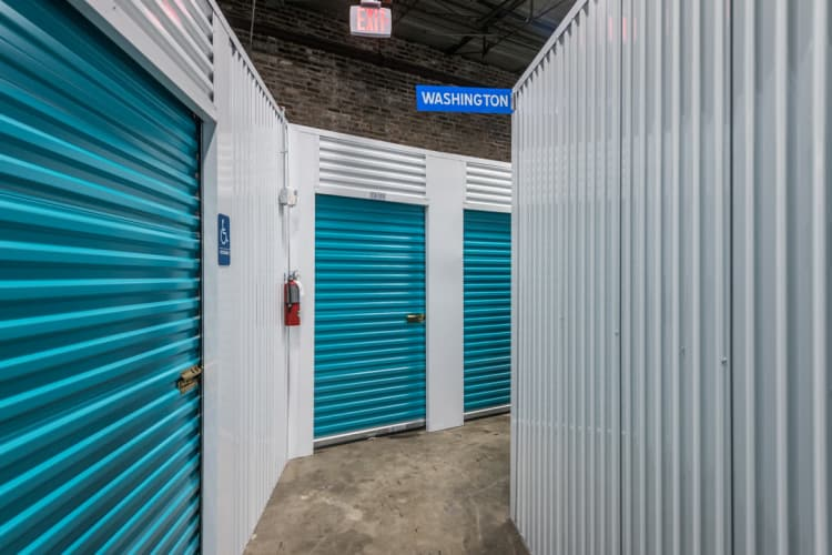 Riverfront Self Storage storage units in New Orleans, Louisiana