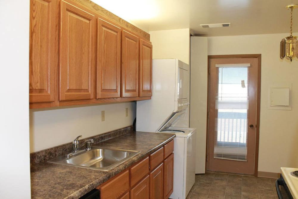 Large kitchens to dazzle company American Colony Apartments, in Greenfield , WI