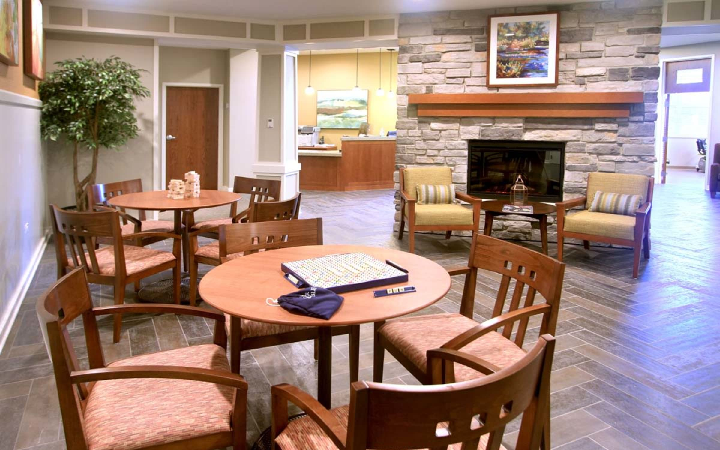 Services and amenities at Anthology of Wheaton in Wheaton, Illinois