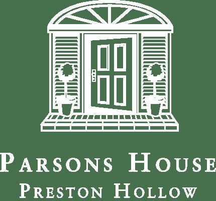 Parsons House Preston Hollow