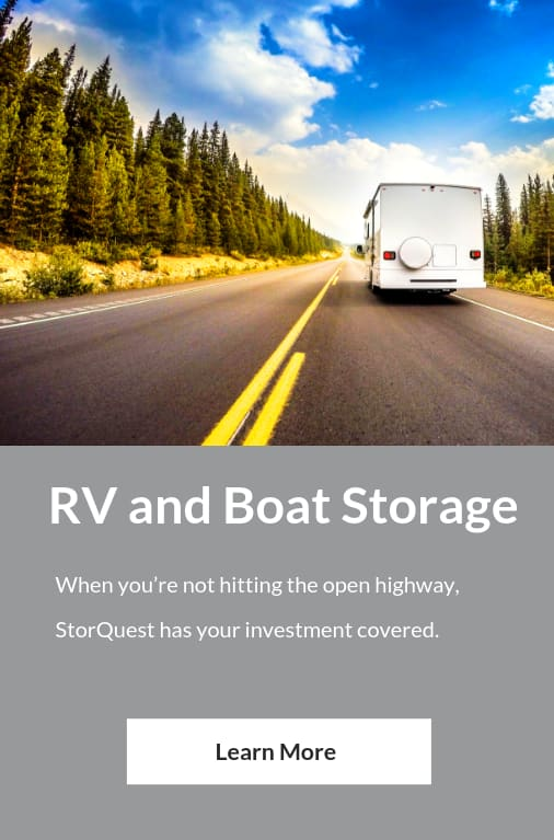 RV and Boat Storage at StorQuest Self Storage in Santa Monica, CA
