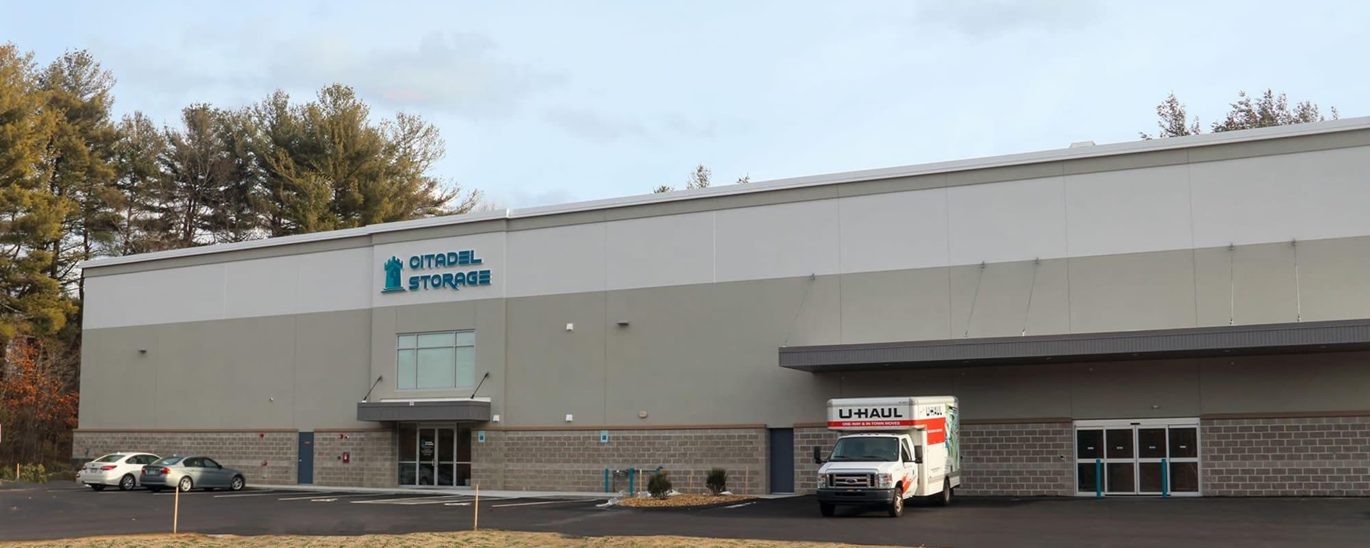 603 Storage - Hudson self storage in Hudson, New Hampshire