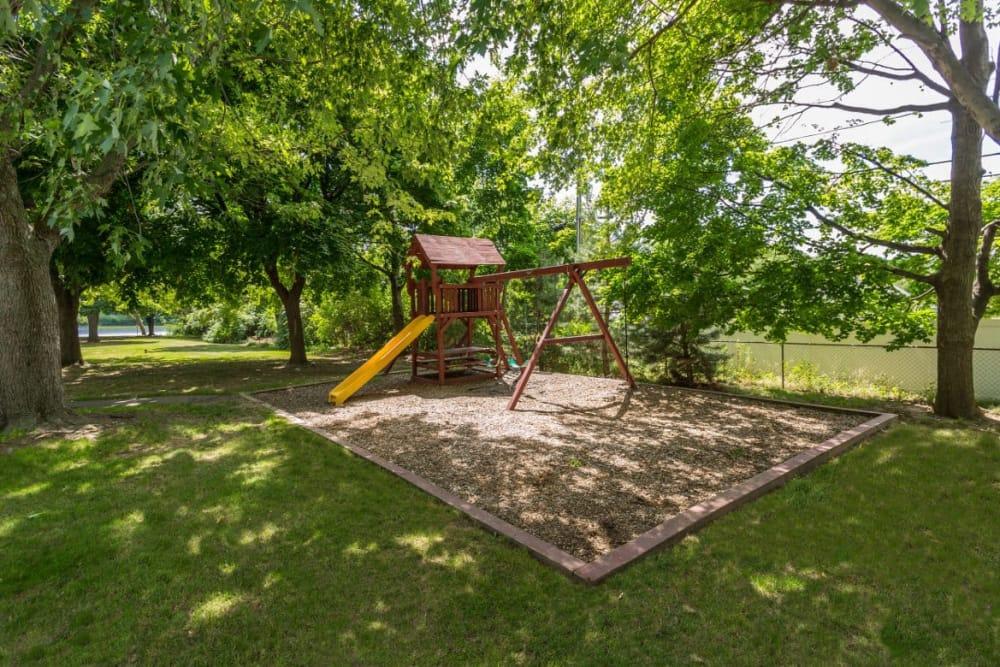 Playground at Wedgewood West