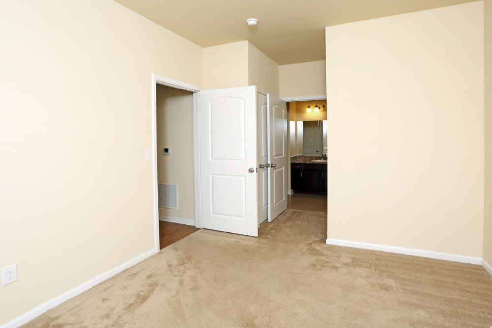 Spacious Bedroom at Springs at Bettendorf in Bettendorf