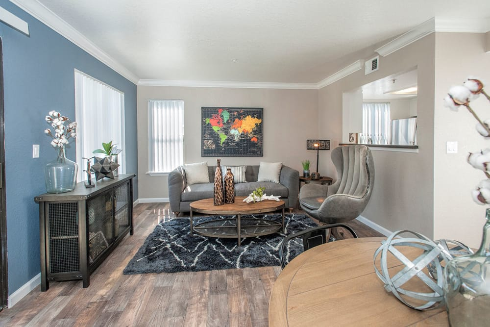 Main room at Sandpiper Village Apartment Homes in Vacaville, California