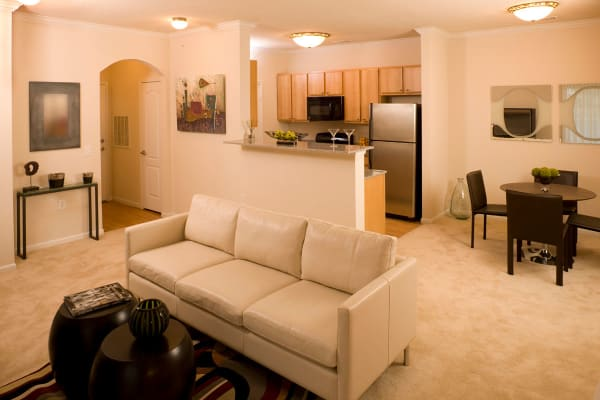 Large floor plans at Plantation Crossing in Lafayette, Louisiana.