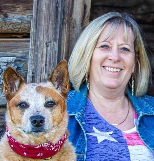Picture of Kalli Jo Oberosler at Absaroka Senior Living in Cody, Wyoming