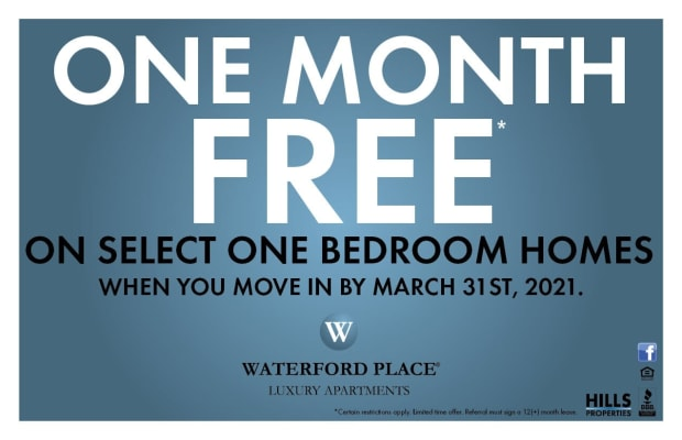 Special at Waterford Place