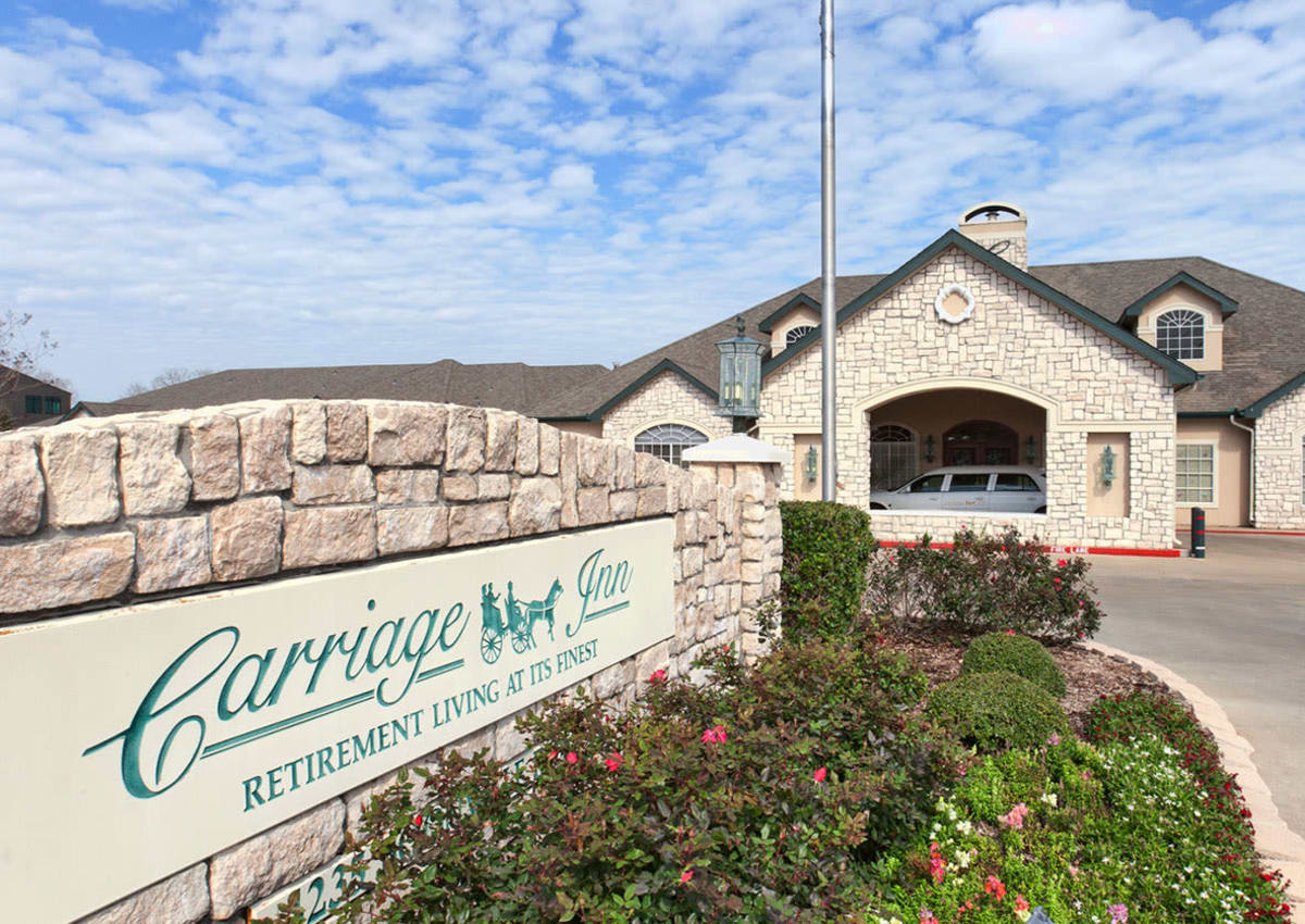 Carriage Inn Bryan - Bryan, TX Retirement Center Management