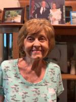 Mary Kay, resident at Merrill Gardens at ChampionsGate in ChampionsGate, Florida.