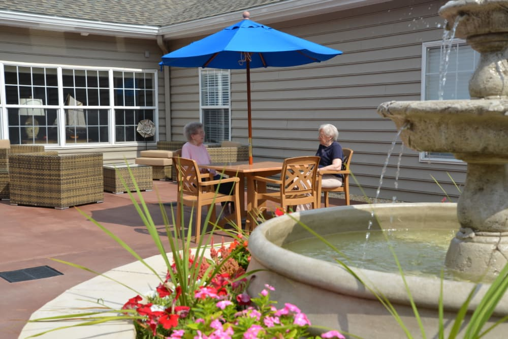 Heritage Green Hanover, a community of Heritage Senior Living in Blue Bell, Pennsylvania