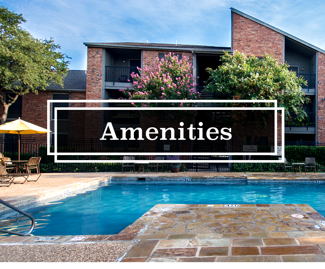 View amenities at Grayson Ridge in North Richland Hills, Texas