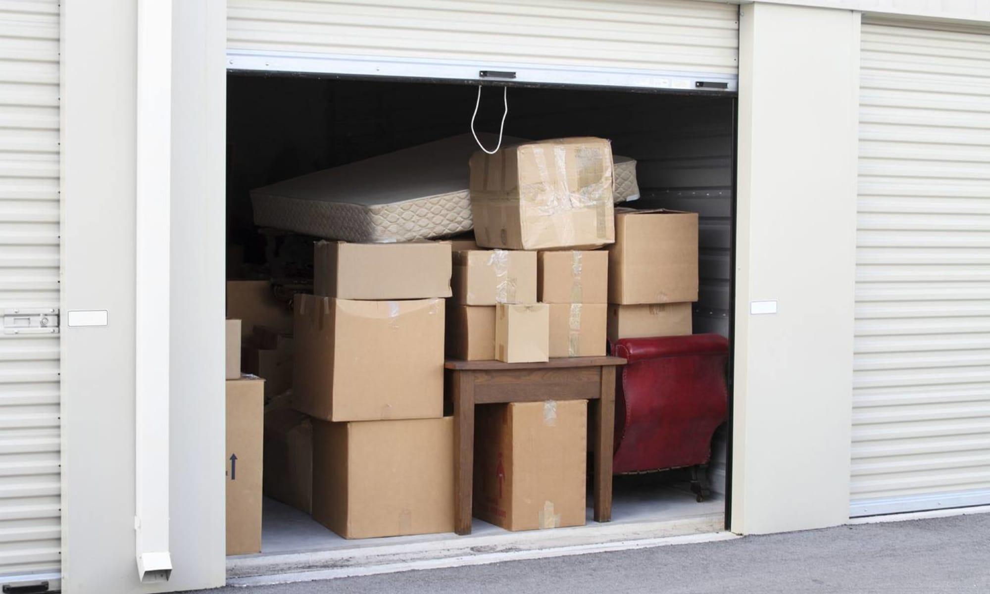 Self storage in Nyack NY