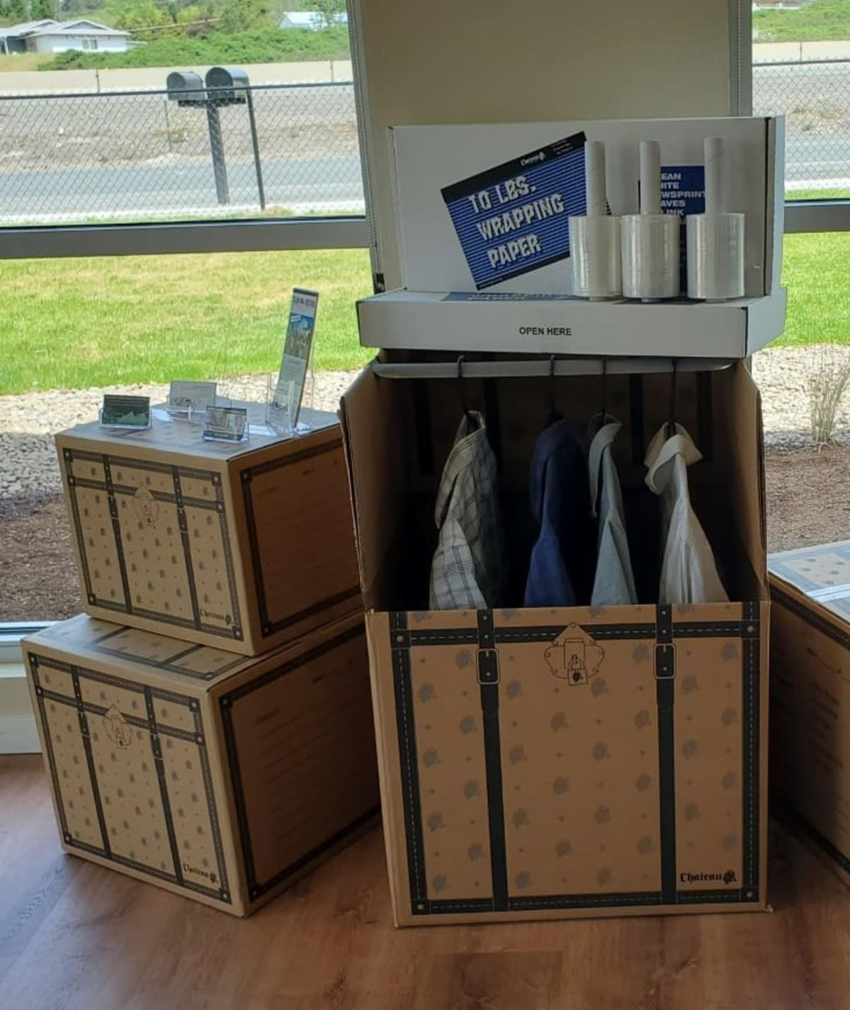 Features at Cascade Self Storage in Grants Pass, Oregon