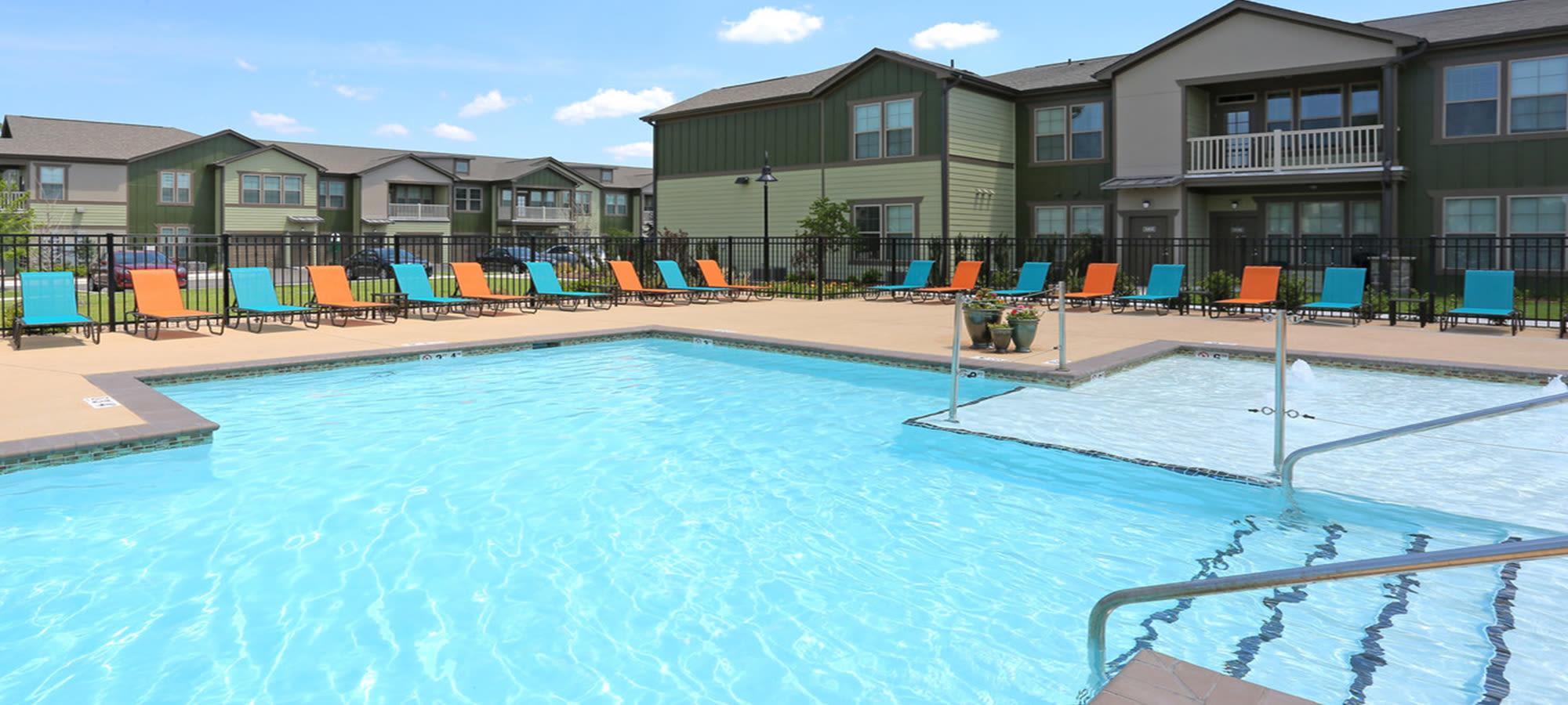 Apartments in Tulsa, OK