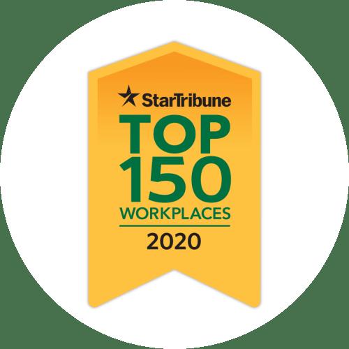 Ebenezer Senior Living ranks in the star tribunes top 150 workplaces