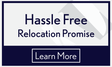 Learn more about our hassle-free relocation promise at The Carling on Frankford in Carrollton, Texas