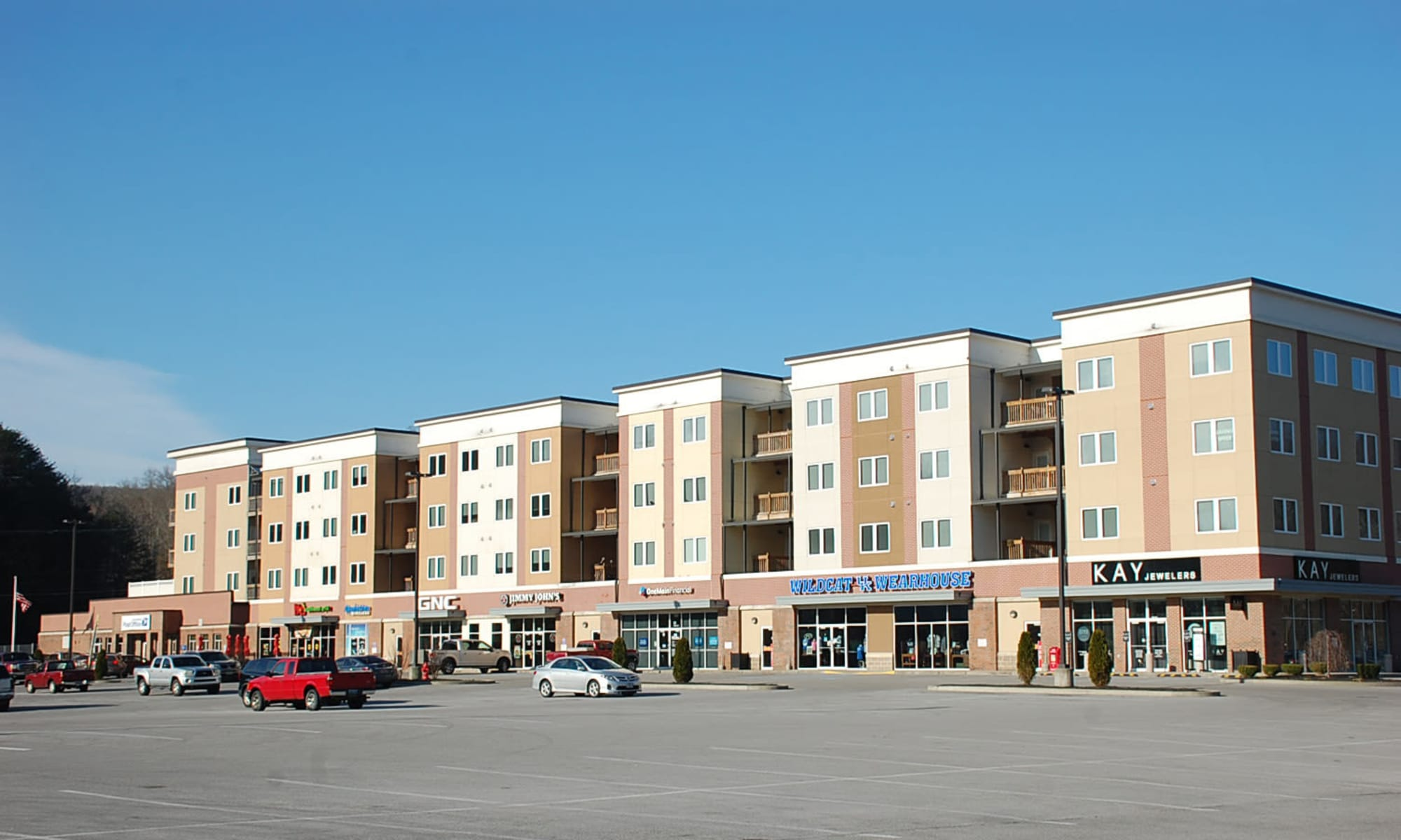 Pikeville Commons Apartments in Pikeville, Kentucky