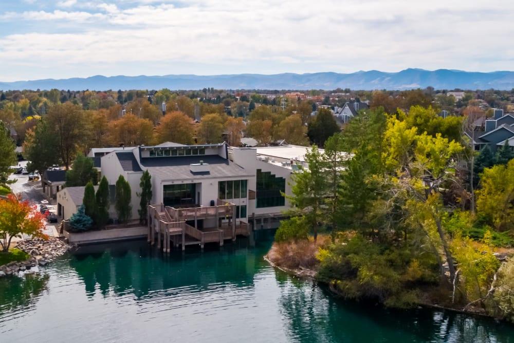 Ideal location in Lakewood with water views at Ashford Belmar in Lakewood, Colorado