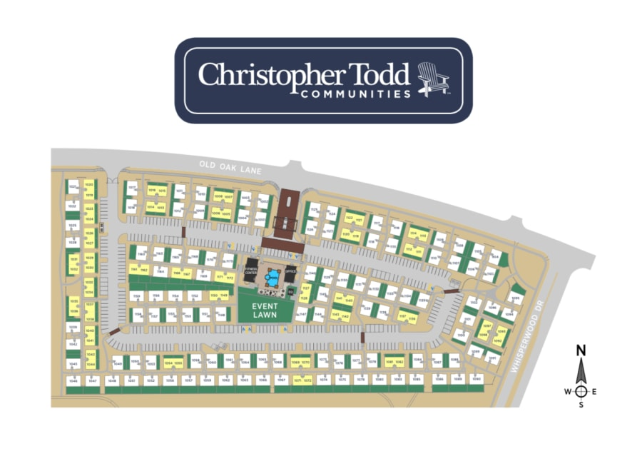 Christopher Todd Communities At Marley Park site map