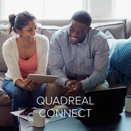 QuadReal Connect resident portal