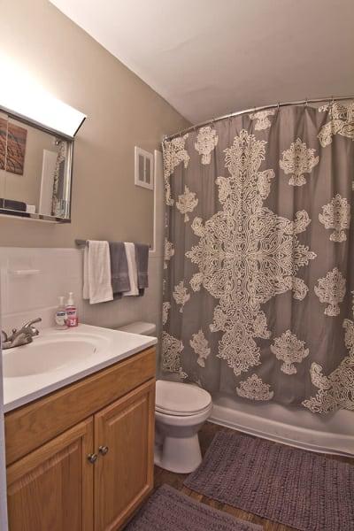 Bathroom at The Summit at Ridgewood in Fort Wayne, Indiana