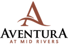 Aventura at Mid Rivers Logo