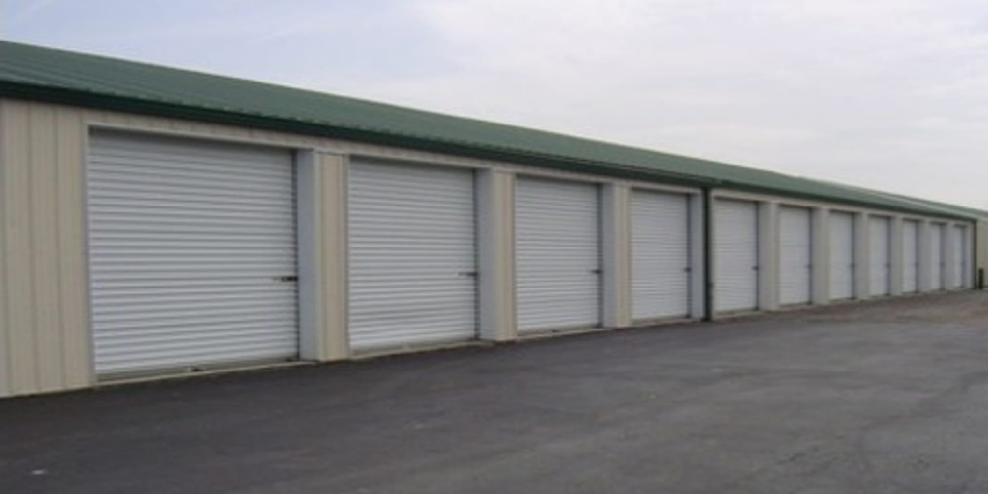 Unit size guide for Broad & York Storage in Pataskala, Ohio