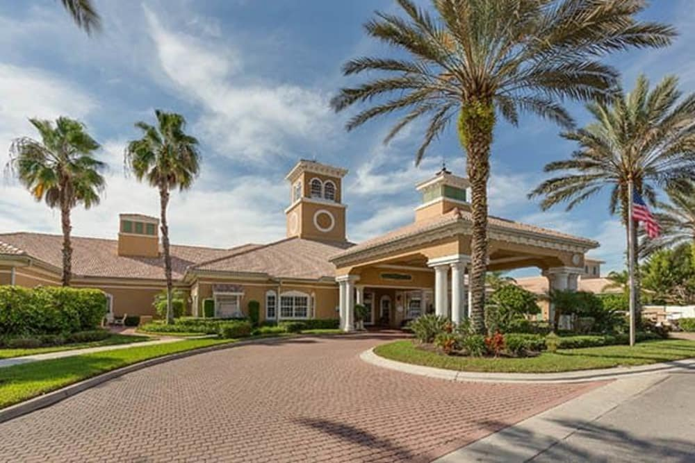 One of Discovery Senior Living's properties