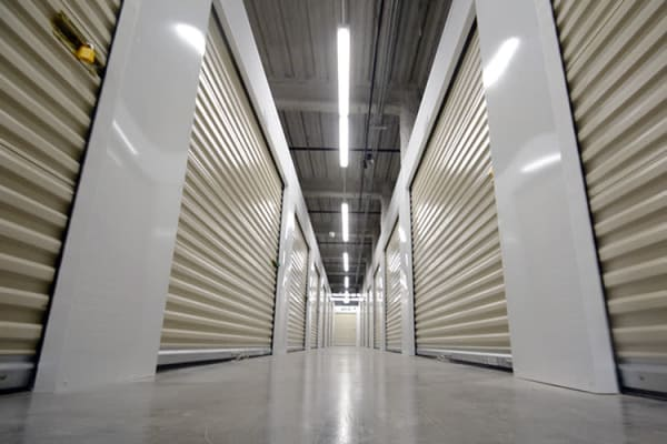Interior units at Edgemark Self Storage Arvada in Arvada, Colorado