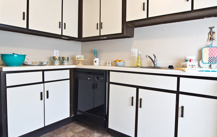Full-equipped kitchen at Park Place of South Park in South Park, PA
