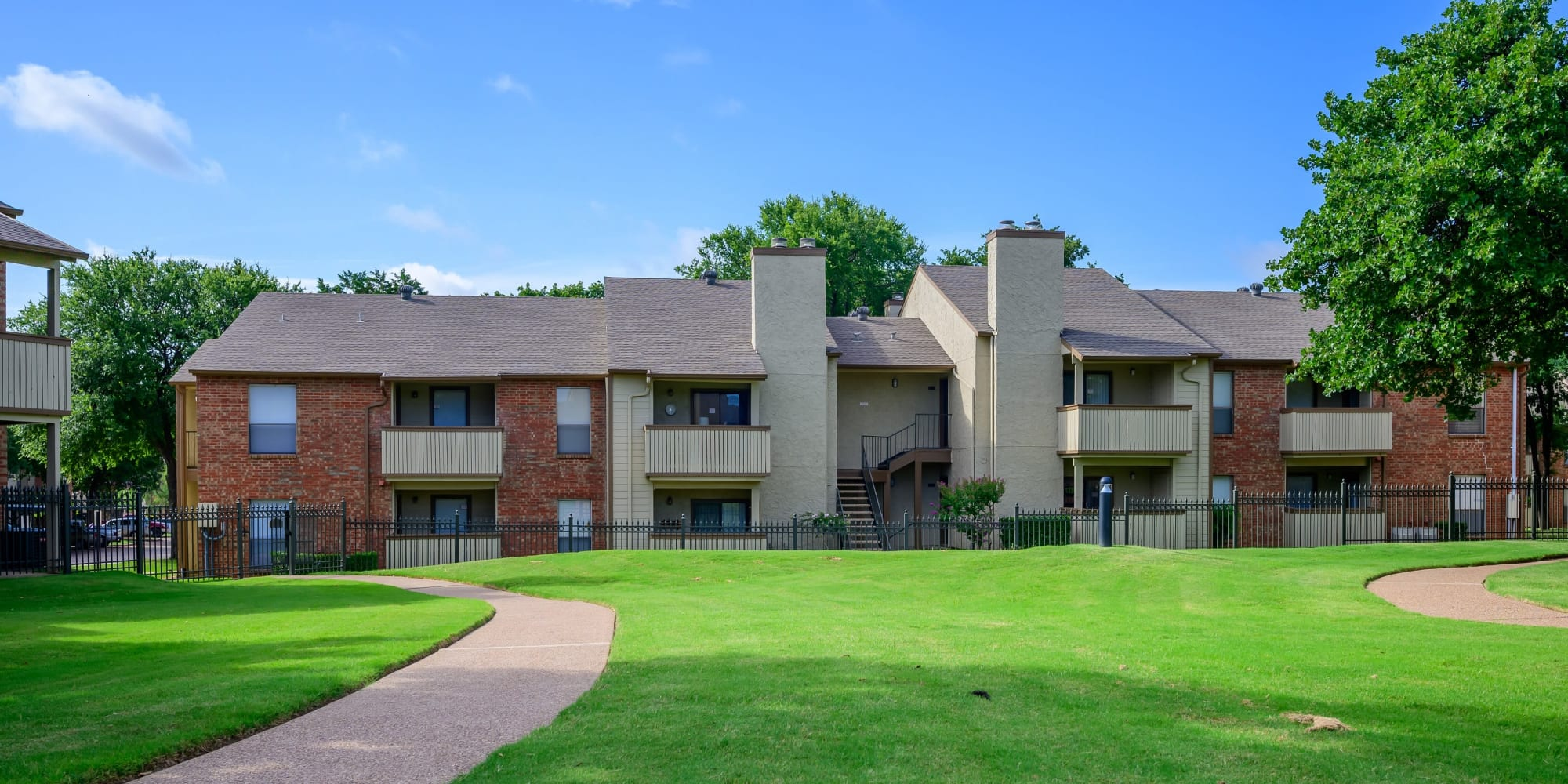 The Logan Apartments in Bedford, Texas