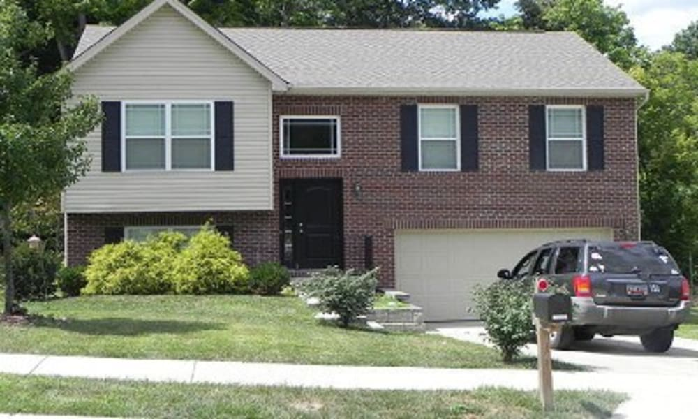 Single Family Homes for Rent in Burlington, KY at Legacy Management in Ft. Wright, Kentucky