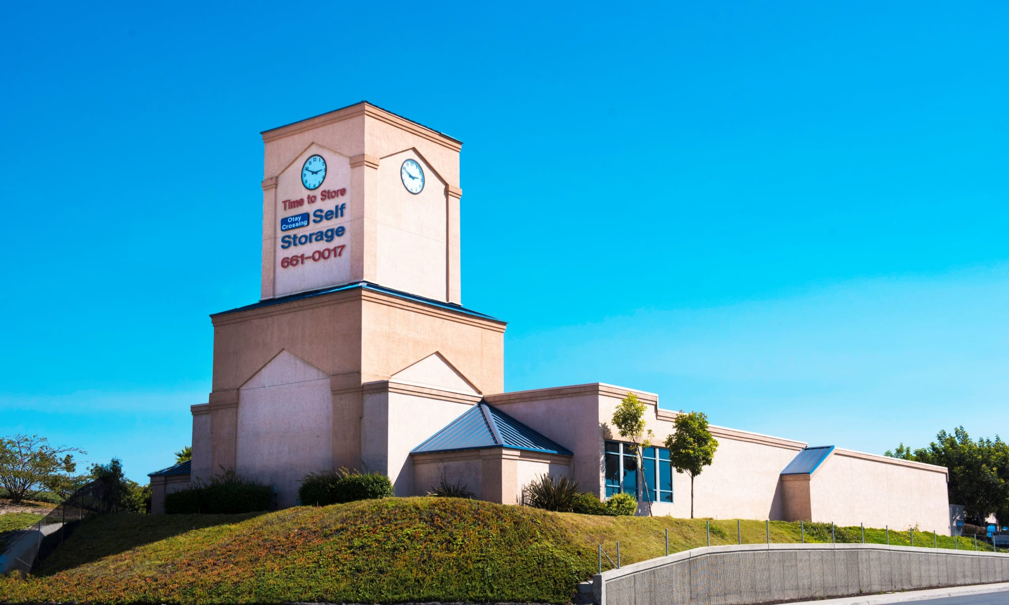 Choose Otay Crossing Self Storage for the best self storage in San Diego, CA.