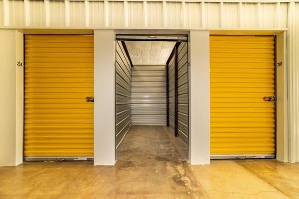 Interior units at Kenosha Self Storage