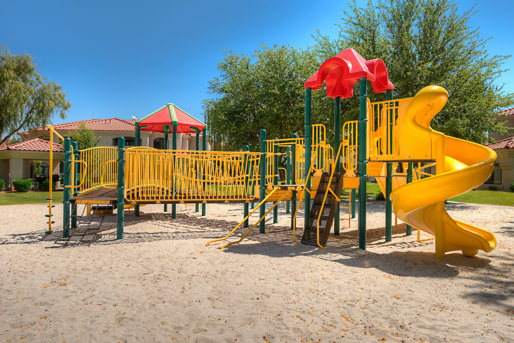 Playground at San Cervantes in Chandler, Arizona