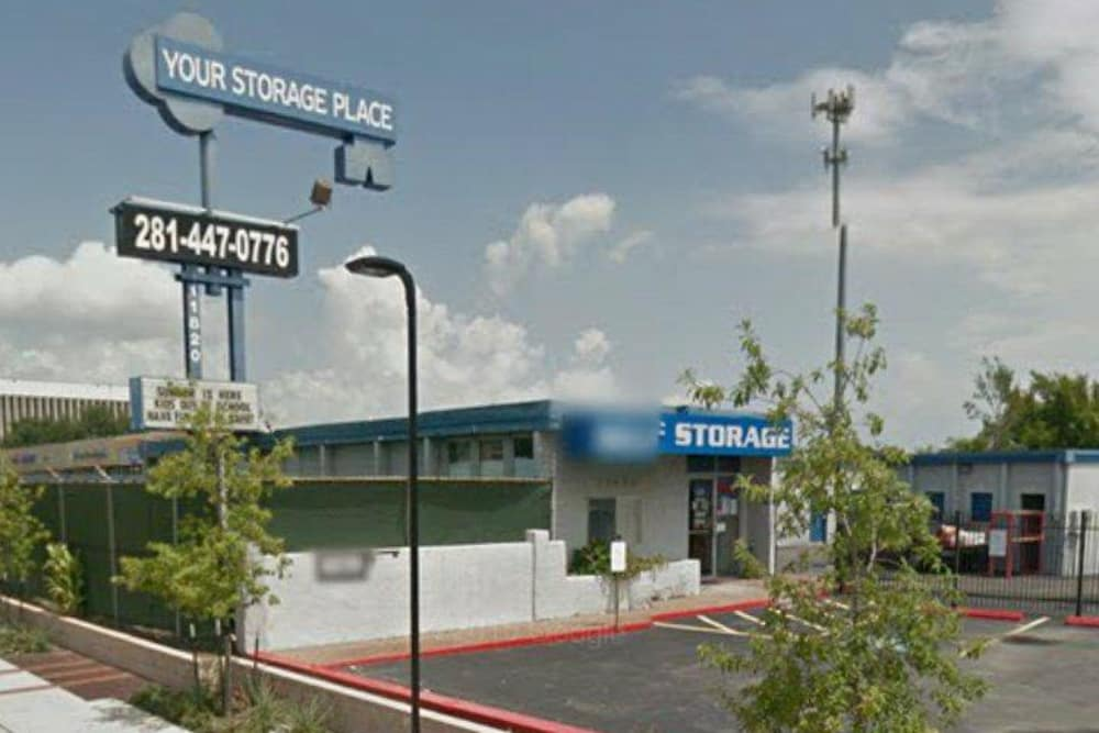Office at Store It All Self Storage - Airline in Houston, TX