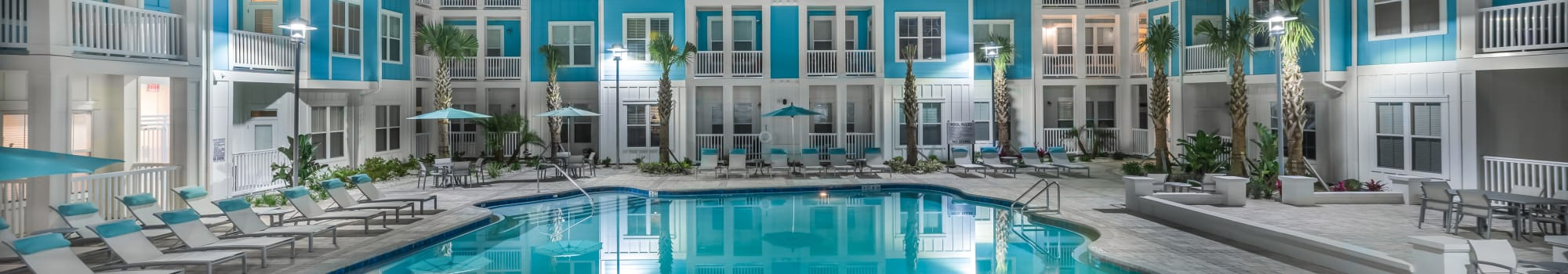 Pet friendly at BluWater Apartments in Jacksonville Beach, Florida