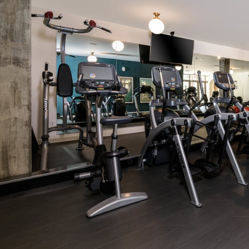 View a Hillcrest fitness center virtual tour at Mission Hills in Camarillo, California